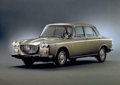 Lancia Flavia 1. Serie 1960 -1963