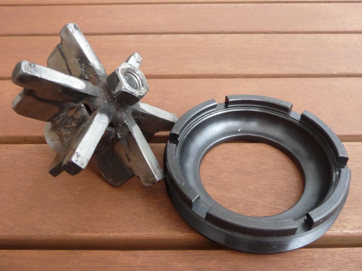 Bild 1 : Komplettsatz für Vorder- und Hinterachse / JO