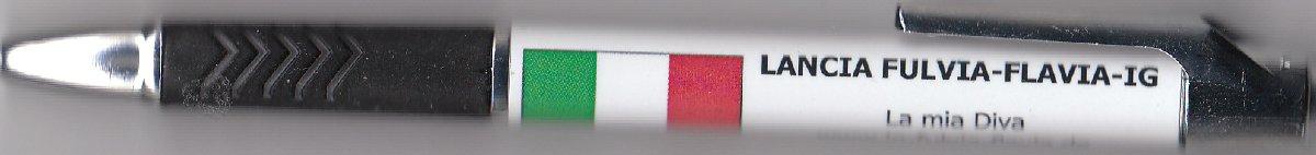 FF-IG Kugelschreiber (für Gäste und auf diversen Stammtischtreffen )