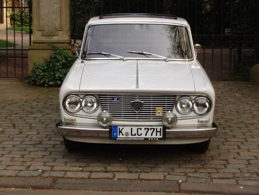 Fulvia GT Berlina